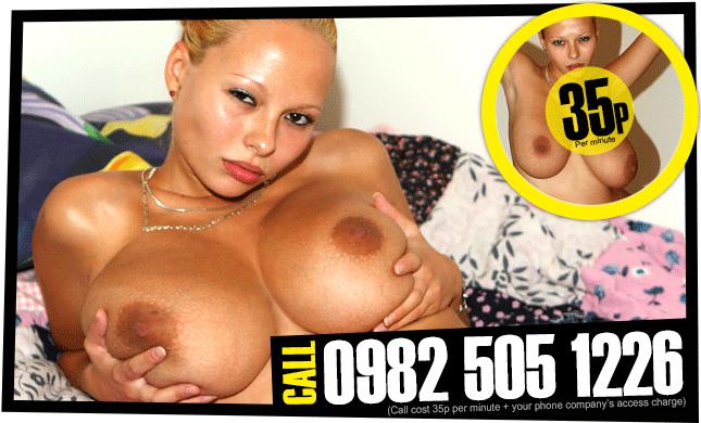 Big Tits Phone Chat